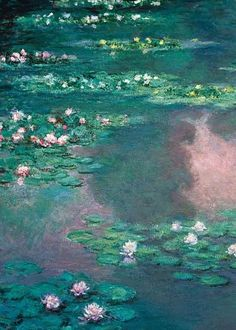 there's something so dreamy about his paintings, tried to capture that in this set ❤️🎨 . Claude Monet, Aesthetic Painting, Aesthetic Art, Monet Paintings, Abstract Paintings, Landscape Paintings, Contemporary Paintings, Into The Wild, Painting Wallpaper
