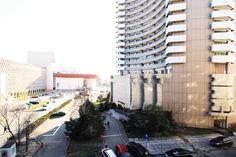 Bucharest accommodation - view from apartment Serviced Apartments, Bucharest, Old Town, Multi Story Building, City, Old City, Cities