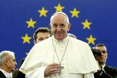 Líderes da união européia irão submeter o bloco ao poder do Papa Francisco e iniciar seu Renascimento