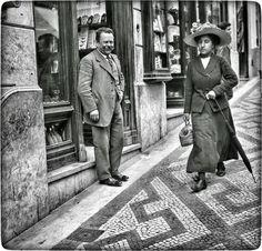 Chiado, 1900