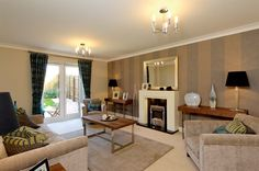 A stunning 4 bedroom home in Oxford by Persimmon Homes. £619,950
