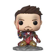 Avengers: Endgame I Am Iron Man GITD - PE - On Backorder