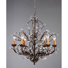 Knock-off Chandeliers at Overstock - Home Stories A to Z