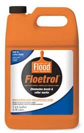 Floetrol Latex Paint Additive improves the performance of latex paint and keeps projects flowing smoothly. It gives latex paint the feel of oil paint, without the cleanup hassles. Floetrol is a latex paint conditioner, not a thinner. Painting Concrete, Drip Painting, Painting Tools, House Painting, Painting Hacks, Painting Trim, Painting Baseboards, Painting Edges, Spray Painting
