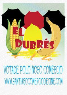 Cantando baixo a choiva indo a El Dubrés!