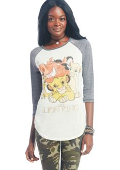 These Lion King Shirts are the Main Event