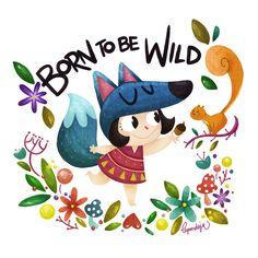 Born to be Wild 5