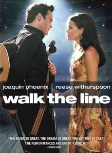 Walk the Line.  Great depiction of Johnny and June Carter Cash