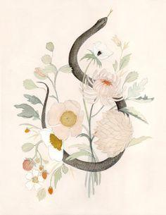 . . Garden of Eden, Emily Martin . .