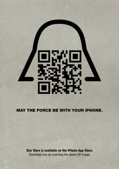 Star Wars App / adv campaign by Benedetto Papi, via Behance