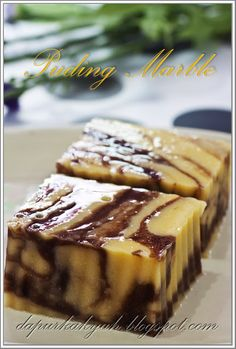 Indonesian Cuisine, Indonesian Recipes, A Food, Food And Drink, Cake Recipes, Dessert Recipes, Pudding Desserts, Bread Cake, Parfait