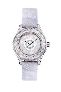 La montre Dior Pièce Unique.