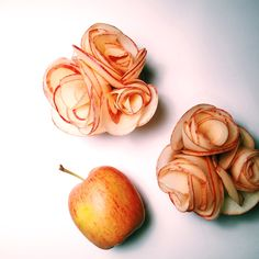 how to make apple roses — brunchpants