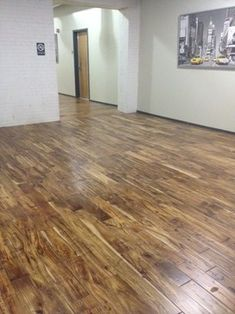 Before And After Lumber Liquidators Tobacco Road Acacia