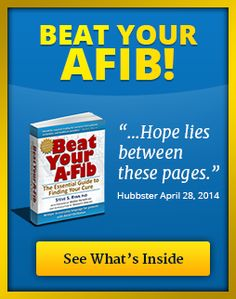 Living with Atrial FibrillationLiving with Atrial Fibrillation article is good  Beat Your A-Fib