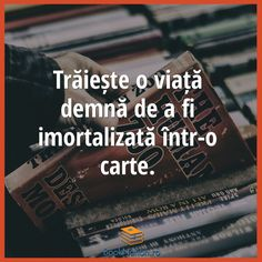 Gândul de astăzi #citate #citesc #carti #cititoripasionati #noicitim #iubescsacitesc #eucitesc #booklover #igreads #bookworm Motivational Words, Bible, Thoughts, Quotes, Books, Instagram Posts, Facebook, Comics, Home