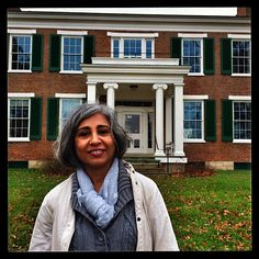 The incredible Urmi Basu, founder of New Light Kolkata, which is helping to break the cycle of forced prostitution in India, on a recent visit to Kentucky. Urmi has been working hard to get Dec. 16 recognized as Nirbhaya Diwas -- a day named after the young woman who died after being gang raped in Delhi. You can support her efforts here: http://www.nirbhayadiwas.org/