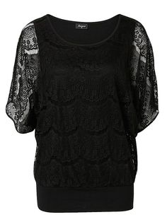 'Lulu' Lace Orly Top -