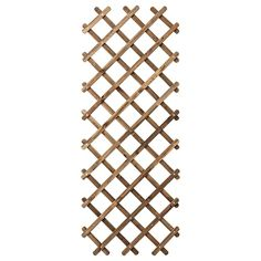 IKEA - ASKHOLMEN, Trellis, light brown light brown stained grey-brown stained, The trellis makes it easy to decorate your walls outdoors with climbing plants and gives them the support they need to grow tall.