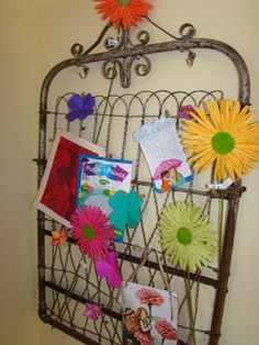 Itsy Bits and Pieces: Bachman Spring Ideas House- End of the Tour- The Craft Room...