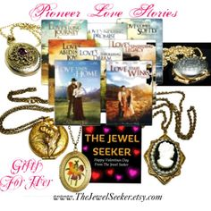Have you noticed that in #LoveStories He often gifts Her a piece of meaningful #Jewelry!  #giftsforher #Vintage #TeamLove #PhotoChallenge