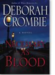 Deborah Crombie. Wish she would publish a new book. SOON!