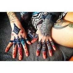 Līga Tiesniece (@eyebeka) • Instagram photos and videos Henna Tattoos, Finger Tattoos, Henna Art, Photo And Video, Videos, Instagram Posts, Pink, Photos, Pictures