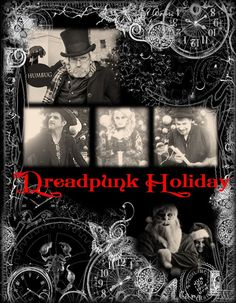 A Dreadpunk Holiday: Tickets