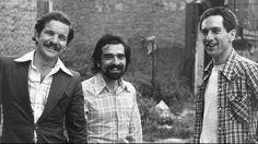 Paul Schrader, Martin Scorsese, Bobby DeNiro
