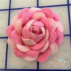Kari Me Away: How to Create Whimsy Rickrack Roses                                                                                                                                                                                 More