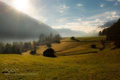 beautiful morning by SimonKirchmair. Please Like http://fb.me/go4photos and Follow @go4fotos Thank You. :-)