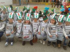 Azul Cyan, Kids Carnival, Preschool Activities, Special Events, Kindergarten, Classroom, Fancy, Costumes, Education
