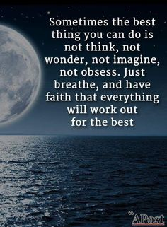 Just breathe Just have faith🙏❤️ Faith Quotes, Me Quotes, Quotes To Live By, Friend Quotes, Happy Quotes, Qoutes, Funny Quotes, Positive Affirmations, Positive Quotes