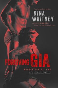 (Releases October Forgiving Gia (Rocker Series Book by Gina Whitney Books To Read, My Books, Good Romance Books, Book Cafe, Girl Reading, Book Boyfriends, Paranormal Romance, Bestselling Author, Book Review