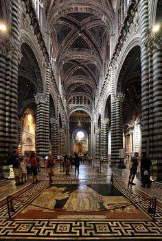 Duomo di Santa Maria Assunta (Siena Cathedral) - Siena, Italy   by Gaston Batistini Thks for 7.5 million views :) !