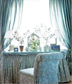 The Skirted Roundtable Visits With Carolyne Roehm image