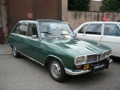 Renault 16 Automobile, Green Cars, Nice Cars, Buses, Cars And Motorcycles, Peugeot, Vintage Cars, Classic Cars, Lego