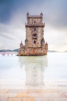 Belém Tower by Daniel Viñé