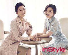 2014.03, InStyle, Kim Hee Ae, Go Ah Sung Korean Actresses, Korean Actors, Actors & Actresses, Kang Haneul, Instyle Magazine, Korean Wave, Soyeon, Korean Celebrities, Jonghyun