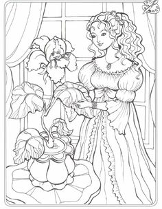 Free Coloring Pages· Girls Coloring Pages. 21 coloring pages of Princesses. These beautiful princess colouring pages are just waiting to . Abstract Coloring Pages, Fairy Coloring Pages, Princess Coloring Pages, Free Adult Coloring Pages, Coloring Pages For Girls, Mandala Coloring Pages, Christmas Coloring Pages, Coloring Books, Coloring Sheets