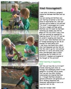 Use These Tips On Your Infant. Children are all unique individ Play Based Learning, Learning Through Play, Early Learning, Learning Activities, Kids Learning, Children Activities, Learning Stories Examples, Stories For Kids, Family Day Care