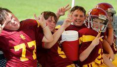 Trojans Texas Football
