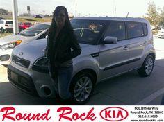 #HappyBirthday to Hayley Decker from Ruth Largaespada at Round Rock Kia!