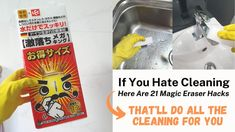 21 Amazing Bathroom Smell Hacks You'll Be Sorry To Miss — Homewhis | Home Organization Made Easy Cleaning Alcohol, Baking Soda Cleaning, Cleaning Spray, Diy Cleaning Products, Cleaning Solutions, Cleaning Hacks, Cleaning Agent, Bathroom Cleaning, Cleaning Supplies