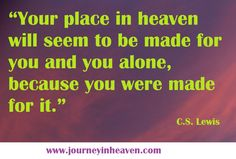 Quotes about heaven - C. Heaven Quotes, Praise The Lords, Great Quotes, Insight, Make It Yourself, Words, Horse