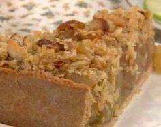 Tarta integral de manzana  http://www.cocinerosargentinos.com/?menu=recetas=22=670