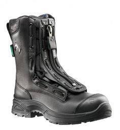Color: Black Inside: CROSSTECH Sole: AIRPOWER XR Sole Material: Waterproof Leather Leg height: 9 inches Classifications: ASTM F 2413-2011, CAN\/CSA-Z195-2009, NFPA 1977-2011, NFPA 1999-2013