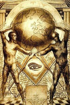 Find more great #Masonic artwork by visiting http://www.FreemasonryArt.com +   Listen to one of the top #Freemasonry Podcasts by visiting http://www.TheWindingStairs.com