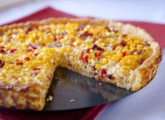 Cascadian Farm Crispy Bacon and Corn Pie #12daysofpie