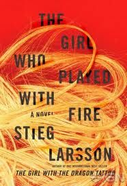 2nd in the Stieg Larsson Trilogy